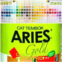 Cat Tembok ARIES GOLD Tinting 170 Warna Avian Avitex Murah Galon 4.5Kg