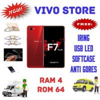 OPPO F7 YOUTH RAM 4/64 GARANSI RESMI OPPO INDONESIA 1TH