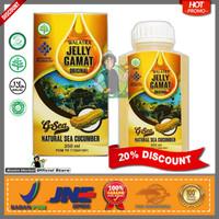 Obat Benjolan di Ketiak - Walatra G-Sea Jelly Gamat Original Asli