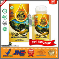 Obat Benjolan di Tubuh - Walatra G-Sea Jelly Gamat Original 100% Asli