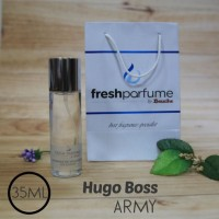 MURAH Parfum Refil Hugo Boss Army 35ML