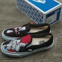 Vans Slip-On Joker Black & White