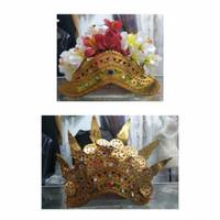 Acc kepala pakaian adat bali mahkota legong