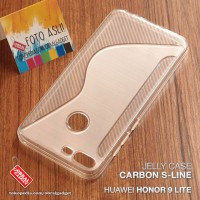 Soft Case Huawei Honor 9 Lite Softcase Silikon Silicon Casing Cover