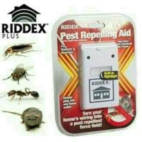 Alat Pengusir hama Tikus Serangga Nyamuk Kecoa Aman Riddex Plus NCT054