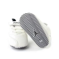 PROMO !!! MANTAB !!! Jordan Black High Prewalker Shoes - Baby Shoes -