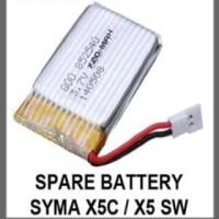 Baterai Drone Upgrade Cadangan 720 mAh Syma X5C X5SC CX30 H29 JJRC H33