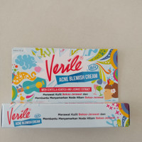 Verile Acne Blemish Cream - penghilang bekas jerawat