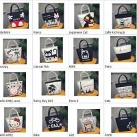Termurah Berkualitas Tas Jinjing Wanita Import / Lunch Bag / Tas