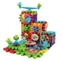Termurah Berkualitas Mainan Edukasi Anak Laki-Laki / Funny Gear Brick