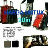 Termurah Berkualitas 20In Luggage Cover/Pelindung Koper