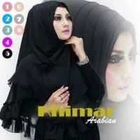Termurah Berkualitas Hijab/Jilbab Instant Khimar Arabian