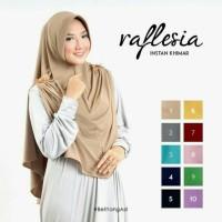 Termurah Berkualitas Jilbab Instant Khimar Raflesia