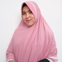 Termurah Berkualitas Hijab/Jilbab Bergo Malika