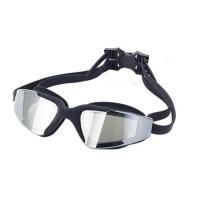 Kacamata Renang HD Anti Fog UV Protection Ruihe Swimming Goggles PRO - Hitam