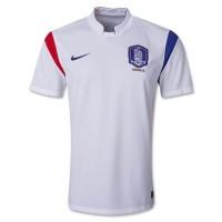 JERSEY BOLA GRADE ORI KOREA AWAY WORLD CUP 2014 MADE IN THAILAND