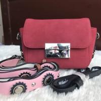 Terbaru Tas Wanita Supplier Grosir Tas Wanita Branded Zara Double Lock