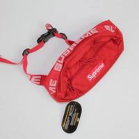 Original Waistbag supreme SS18 red