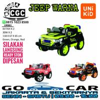 Mainan Mobil Aki Jeep Warna UK661 Unikid 661