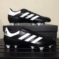 Sepatu Bola Adidas Goletto VI FG Core Black Original Murah