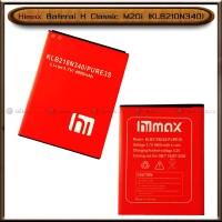 Baterai Himax Pure 3s 3 S KLB210N340 Double Power Batre Batrai HP