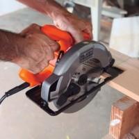 CS1004 BLACK+DECKER CS 1004 mesin gergaji kayu circular saw with 36T