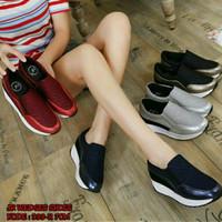 Sepatu wanita// wedges//sneakers