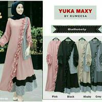 Yuka Maxi Dress