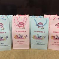 Paperbag paper bag custom tali goodie bag Medium