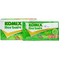 Komix Herbal Original Dus Isi 6 Sachet - Sirup Obat Batuk Berdahak
