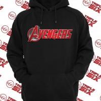 Jaket Hoodie The Avengers 3D