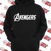 Jaket Hoodie The Avengers