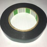 Double Tape Hijau 1 Cm x 5 M -62862