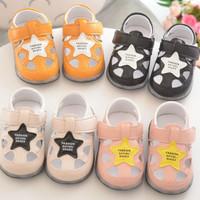 Baby Shoes Led Star Cream Sepatu Sendal Bayi Led  Sepatu bayi import