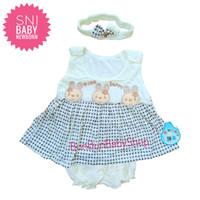 Baju Bayi Perempuan Dress Cewek Perlengkapan Perempuan Baby Kutung