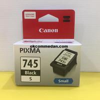 Canon PG 745s Ink Catridge warna hitam
