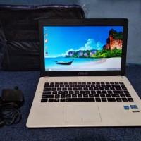 Laptop Core i3 Gen 3 Dibawah 3jt Asus X451CA Putih Mulus