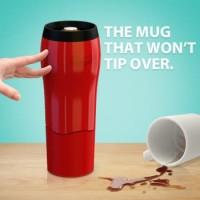 Mighty Mug Botol Ajaib Anti Senggol Anti Tumpah Tidak Jatuh