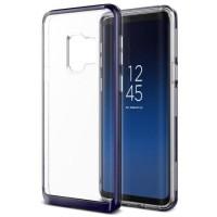Verus Samsung Galaxy S9 Case Crystal Bumper - Ultra Violet