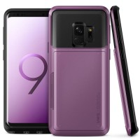 Verus Samsung Galaxy S9 Case Damda Glide - Ultra Violet
