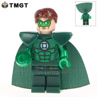 Minifigures Superboy White Canary Captain Booster Cold Lantern