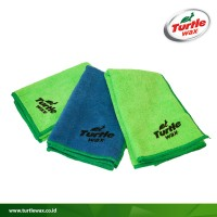 Turtle Wax Microfiber Clean And Shine 3pcs (detailing poles mobil)