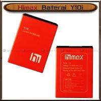 Baterai Himax Y10i Double Power Batre Batrai HP