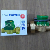 "Flow Switch DEA 1"" x 3/4"" Otomatis Booster Pump Kelas YORK / SAN EI"