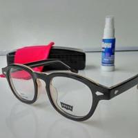 Kacamata minus frame kacamata levis free lensa minus