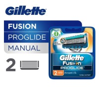 Gillette Isi Ulang Fusion Proglide Isi 2