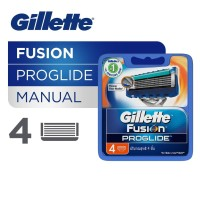 Gillette Isi Ulang Fusion Proglide Isi 4