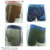 BOXER ALL SIZE XL SAMPAI XXL