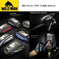 Tas Kabin Sepeda Top Tube Frame - Wildman H3s