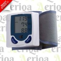 Tensimeter - Blood Pressure Monitor - Tensi / Tekanan Darah Digital